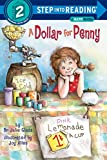 img - for A Dollar For Penny (Step-Into-Reading, Step 2) book / textbook / text book