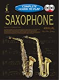 CP69259 - Progressive Complete Learn to Play Saxophone Manual