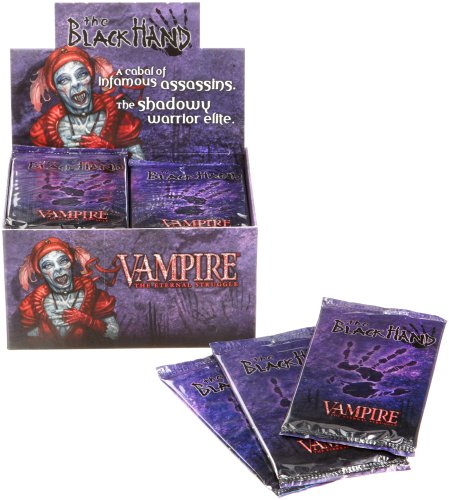 Vtes Booster Display (Vampire)