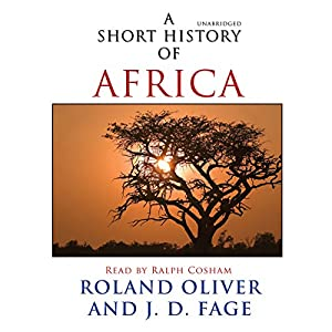 A Short History of Africa Audiobook