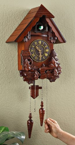 Hand - carved Cuckoo Clock