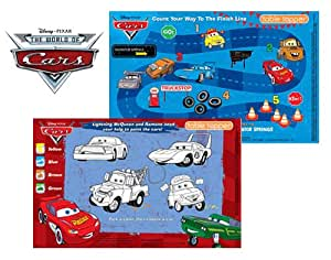 Disney Cars Eco Table Topper - 45 count