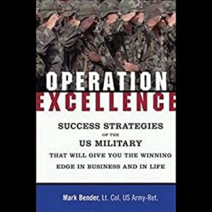 Operation Excellence Audiobook