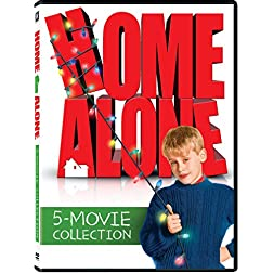Home Alone (5-Movie Collection)