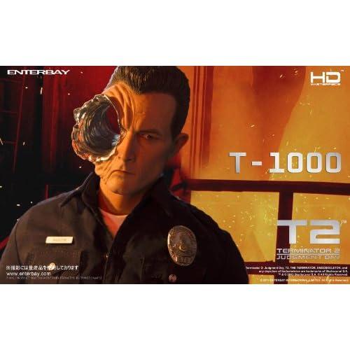 1/4 HD マスターピース コレクション/ ターミネーター2: T-1000 HD-1014