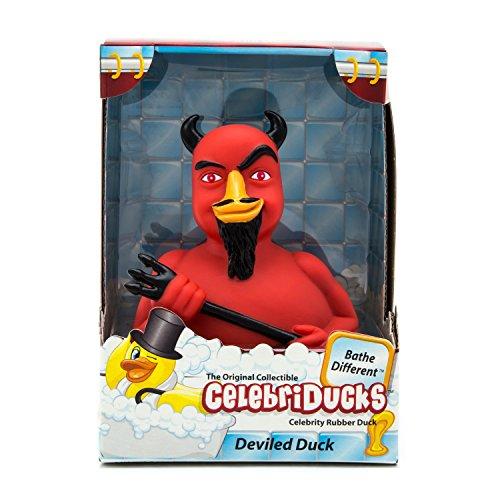 Devilish Rubber Duck