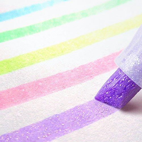 ゼブラ 蛍光ペン キラリッチ 5色 WKS18-5C