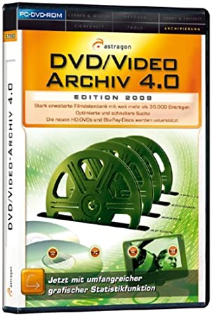 DVD/Video Archiv 2008