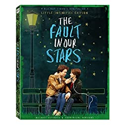 The Fault In Our Stars (Little Infinities Extended Edition) [Blu-ray + DVD + Digital HD + Infinity Bracelet]