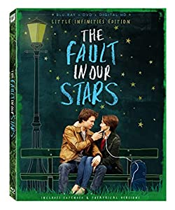 Cover Image for 'The Fault in Our Stars (Blu-ray + DVD)'