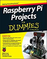 Raspberry Pi Projects For Dummies Front Cover