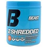 Beast Sports Nutrition Beast Sports Nutrition 2 Shredded, Orange Mango, 45 ea