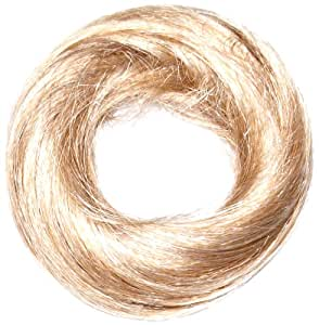 Love Hair Extensions Chopper Kunsthaar-Haargummi, Sunlight Blonde/Rich Blonde