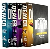 Jeffery Deaver Jeffery Deaver Lincoln Rhyme Collection 3 Books Box Set RRP £20.97 (Jeffery Deaver Collection) (The Bone Collector, The Coffin Dancer, The Empty Chair)