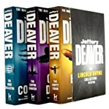 Jeffery Deaver Lincoln Rhyme Collection 3 Books Box Set RRP �20.97 (Jeffery Deaver Collection) (The Bone Collector, The Coffin Dancer, The Empty Chair)by Jeffery Deaver