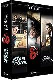 Coffret Fellini - Et vogue le navire + 8 1/2 (collector) + La cité des femmes