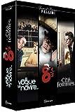 echange, troc Coffret Fellini - Et vogue le navire + 8 1/2 (collector) + La cité des femmes