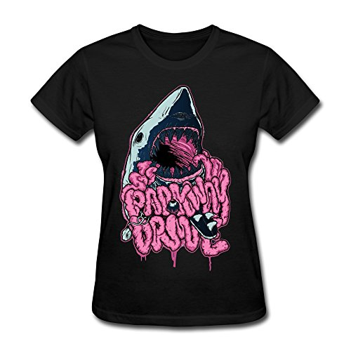 Donna's Parkway Drive T-Shirt- Nero
