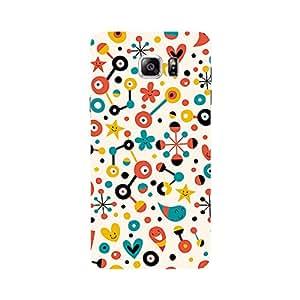 Garmor Designer Silicone Back Cover For Samsung Galaxy S7 Edge