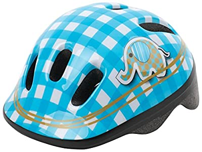 Polisport Spike Boy's Baby Bike Helmet - Blue, 44-48cm by Weeride