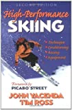 img - for High-Performance Skiing-2nd by John Yacenda (1997-10-01) book / textbook / text book