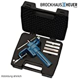 Heuer Compact Schraubstock Koffer-Set