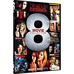 Deadly Desires - 8 Movie Collection