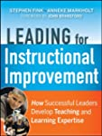 Leading for Instructional Improvement...