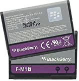 Blackberry Pearl 3G 9100 OEM F-M1 BAT-24387 Cell Phone lithium battery (1150 mAh)