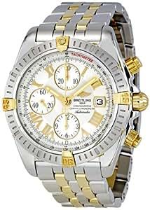 Breitling Men's B1335611/A675 Chronomat Evolution Chronograph Watch