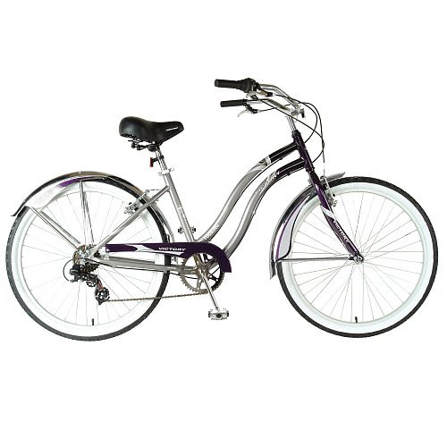 Cycle Force 26 inch Touring Cruiser Bike - Women's