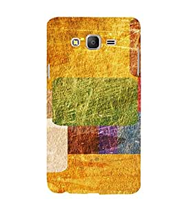 PrintVisa Modern Art Pattern 3D Hard Polycarbonate Designer Back Case Cover for Samsung Galaxy On 5