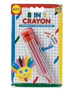 8 In 1 Crayon