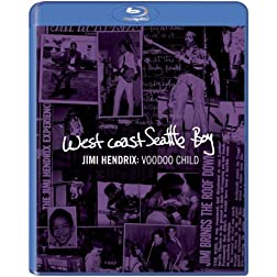 West Coast Seattle Boy: Jimi Hendrix: Voodoo Child [Blu-ray]