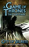518piwIXu1L. SL160  A Game of Thrones LCG: City of Secrets Chapter Pack