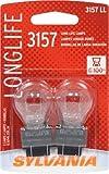 SYLVANIA 3157 Long Life Miniature Bulb, (Pack of 2)