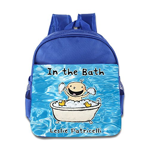 KIDDOS Infant Toddler Kids Baby In The Bath Backpack School Bag, RoyalBlue (Fraggle Harness compare prices)