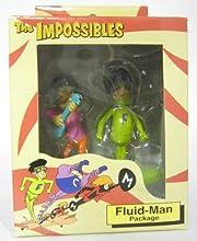 スーパー3 The IMPOSSIBLES PVCフィギュアコレクション Fluid-Man