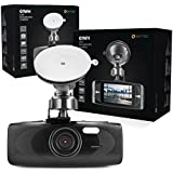 Spy Tec G1WH Full HD 1080P H.264 Car DVR Camera Recorder Dashboard Cam| Black Box Video Recorder | 140° Wide Angle Lens | Authentic NT96650 + AR0330