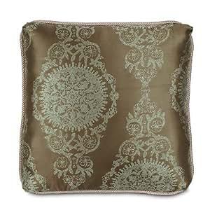 "Marabella 20"" sq. Decorative Pillow with Turkish Corners - Frontgate"