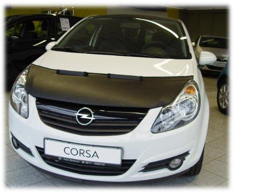 AB-00495-Opel-Corsa-D-de-2006-BRA-DE-CAPOT-PROTEGE-CAPOT-Tuning-Bonnet-Bra