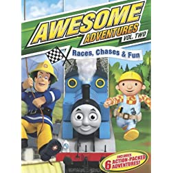 Chases And Fun Awesome Adventures Vol. Two: Races