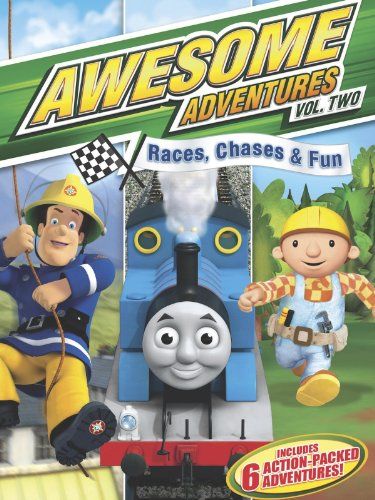 Awesome Adventures Vol. Two: Races, Chases & Fun