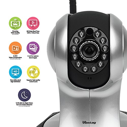 Vimtag-IPNetwork-Wireless-Video-Monitoring-Surveillance-security-camera
