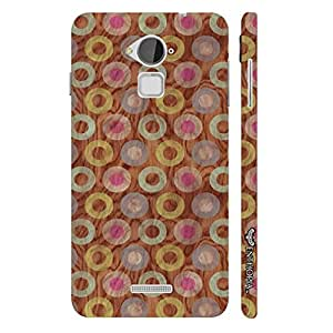 Coolpad Note 3 Not so Polka designer mobile hard shell case by Enthopia