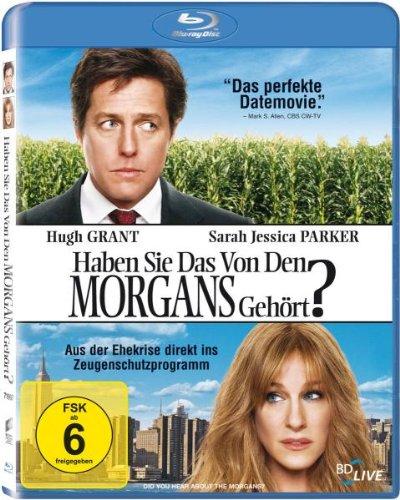 Haben Sie das von den Morgans gehört? [Blu-ray]