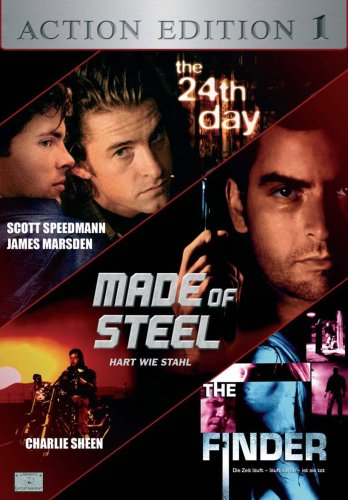 Action Edition 1: The 24th Day, Made of Steel & The Finder