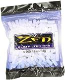 200pc Zen Premium Slim Filter Bag