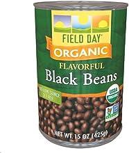 Field Day Beans Og Black 15-Ounce Pack of 12