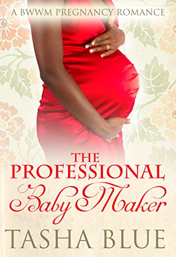 Romance Book Cover Generator : The professional baby maker a bwwm pregnancy romance